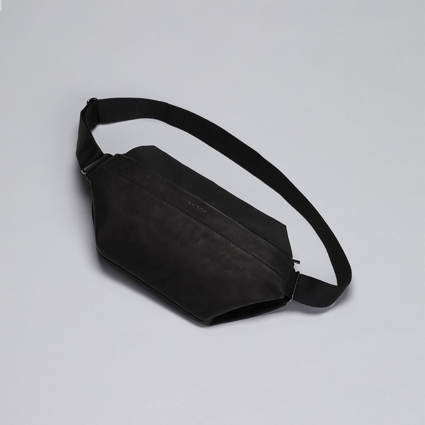 560_Shoulder Bag-Sling Bag-Leather-Coated Cotton